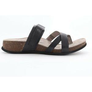 Abeo Bryce  Sandals Black Size US 7.5( EPB )4320